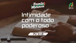 REUNIÃO METANOIA - 17/04/2021