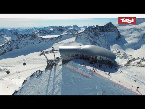 Wildspitzbahn im Pitztal | Bergbahnen Tirol 🚠