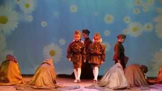 """Фестиваль детского творчества """"Звездный дождь"""" 2015"""