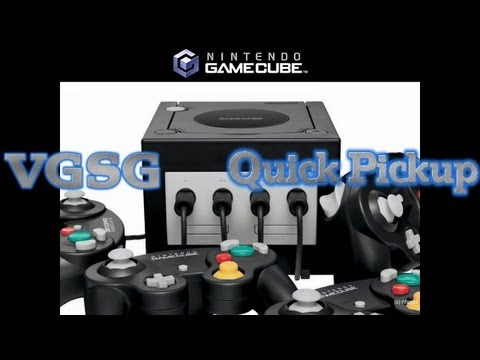 Quick Pickup: Nintendo GameCube Bundle