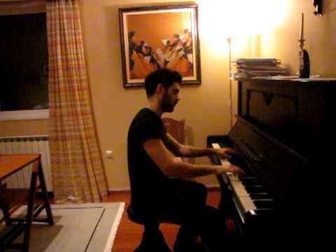 Yiruma - River Flows In You (Piano)(Antonis Papakonstantinou)