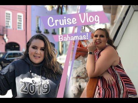 Bahamas Cruise Travel Diary/Vlog 2018|| Rebecca Lynn