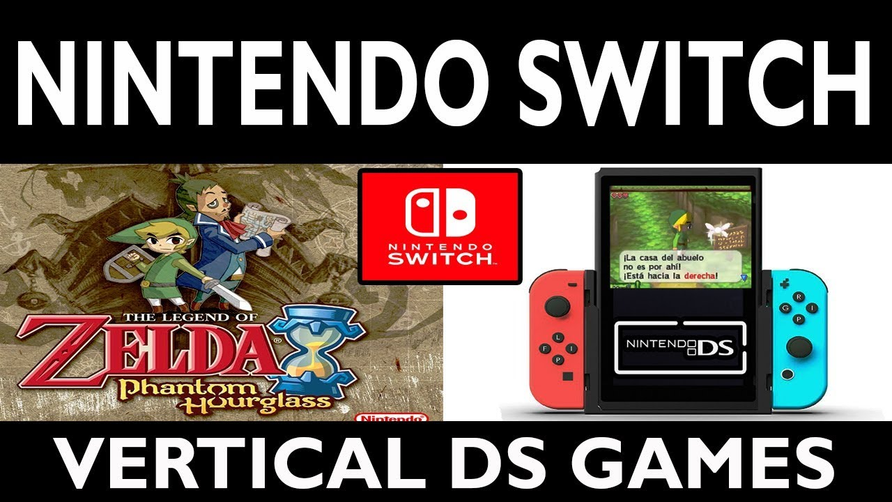 Zelda Phantom Hourglass on NINTENDO SWITCH | melonDS 0 7 1 Nintendo DS  Emulator |