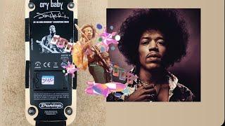 Jimi Hendrix Dunlop - Wha Wha JH-1D (DEMO)