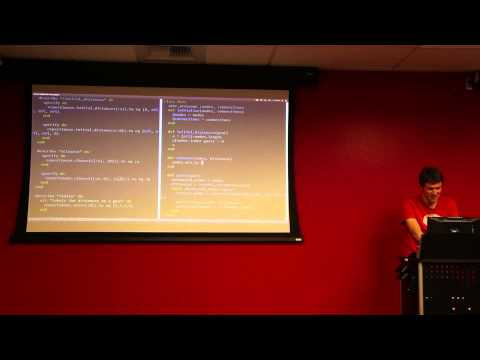 Coding Kata (Dijkstra's Algorithm) - Paul Grayson
