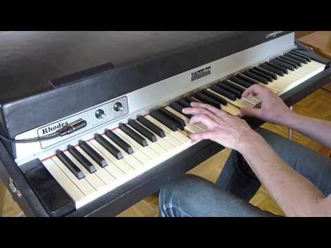just the way you are, billy joel, cover on fender rhodes piano mp3