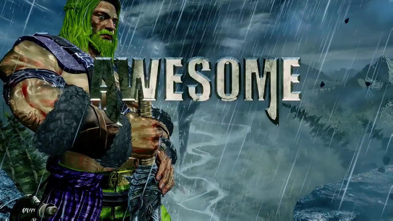 Killer Instinct (Xbox One - Tusk Online Fight) - YouTube