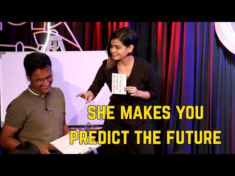 She Makes You Predict the Future | LIVE Tour Announcement