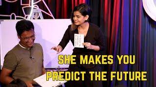 She Makes You Predict the Future | LIVE Tour Announcement