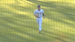 Andrew Henrickson Home Run Grab