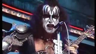 Repeat youtube video Kiss - I love it loud 1982