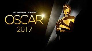 Academy Awards Oscar Nominations 2017 New Format p2