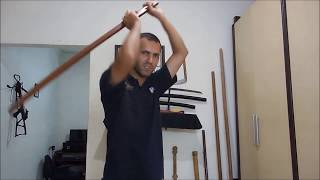 Bokken como arma de defesa pessoal