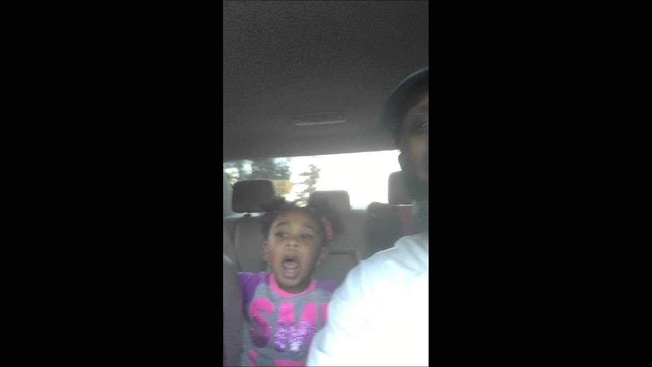 Baby Singing Backyard Party By R Kelly To Mom Dad
