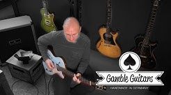 Impressions from the Gamble Guitars Open House !!!!