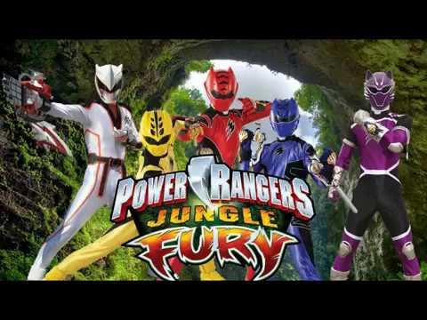 Power Rangers Jungle Fury  Theme (The FestEvil Extended Mix)