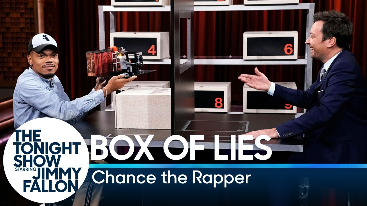 Box of Lies with Chance the Rapper