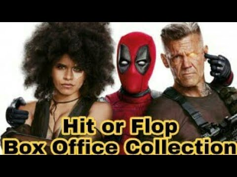 Deadpool 2 worldwide box office collection mojo box office deadpool 2 box office 19th may - Mojo box office worldwide ...