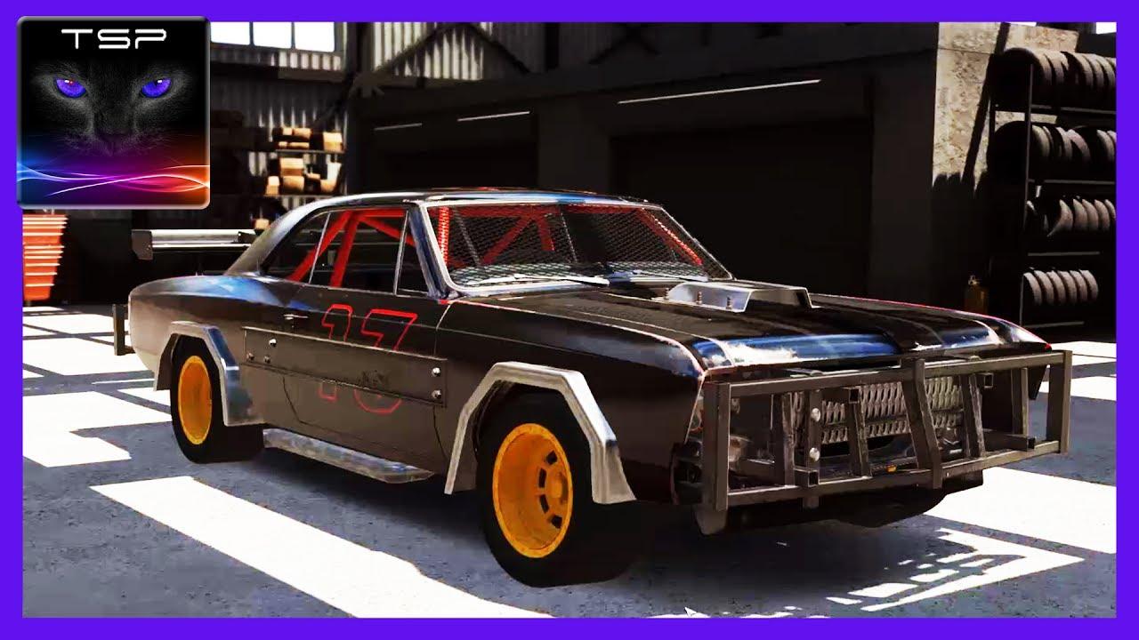 Wreckfest #66 New Update - Car Customization, New Cars ...