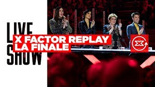 X Factor Replay - Finale