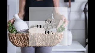 Christmas Gift Basket Idea- Farmhouse Style