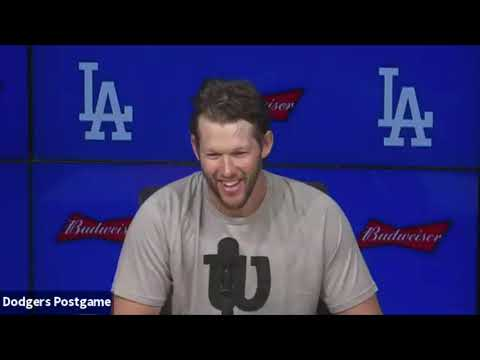Dodgers postgame: Clayton Kershaw credits Phillies, talks customized cleats designed by 3 children