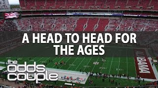 Peach Bowl: Washington Huskies vs Alabama Crimson Tide | The Odds Couple & Troy West | NCAAF Picks