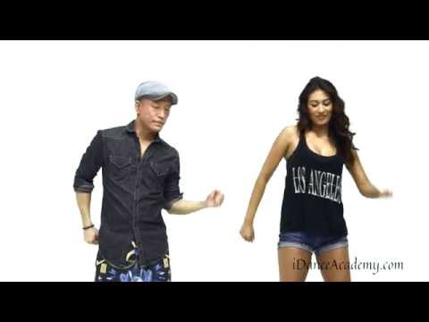"Hip Hop Club Dance Moves ""The Wop"" 52 Grooves @ClubDanceKing"