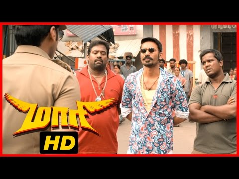 Maari Tamil Movie | Scenes | Dhanush...