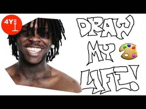 Draw My Life - Chief Keef [Parody]