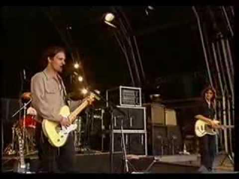 Jeff Buckley - Mojo Pin Live at Glastonbury 1995