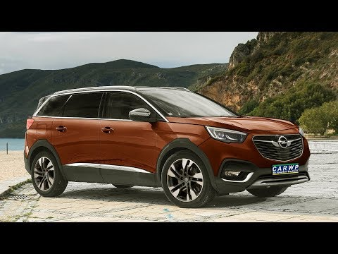 Render 2020 Opel Zafira Suv Peugeot 5008