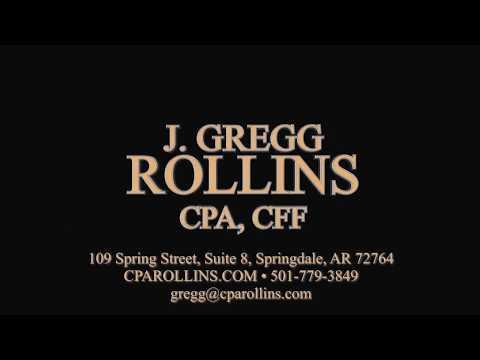 Bentonville AR CPA/Bentonville Tax Preparation/Fraud Examination/Audit Representation/Tax Consultant