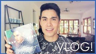 Vlog - Exciting News!!!!! | Sam Tsui