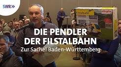 Vor Ort bei Bahn-Pendlern | Zur Sache! Baden-Württemberg