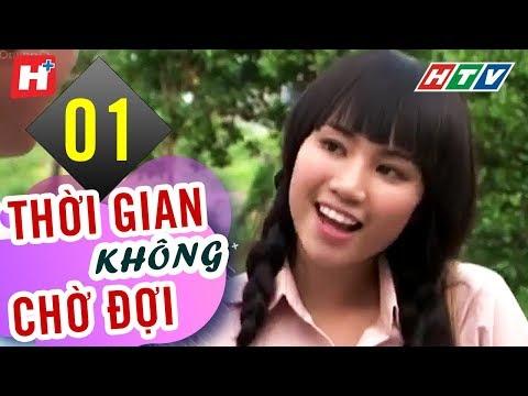 Thời Gian Không Chờ Đợi - Tập 1   HTV Phim Tình Cảm Việt Nam Hay Nhất 2019