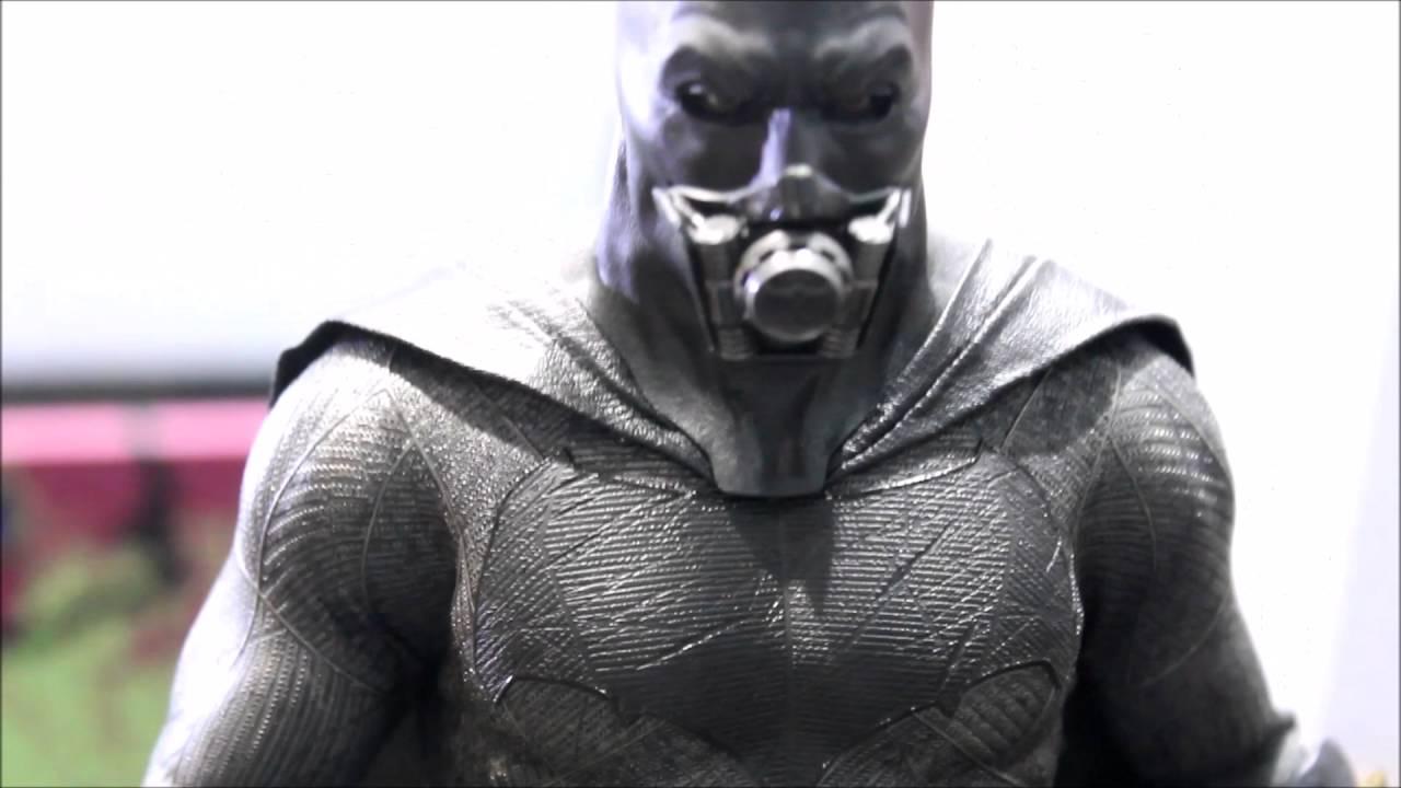 hot toys suicide squad batman the joker batman acghk2016 youtube. Black Bedroom Furniture Sets. Home Design Ideas