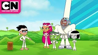 Teen Titans GO! | Martial Arts Montage | Cartoon Network