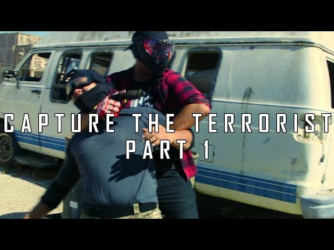 GETS PHYSICAL! - Capture the Terrorist feat. BrainExploder, LezzTrooper, & WAG Ent.   Airsoft GI