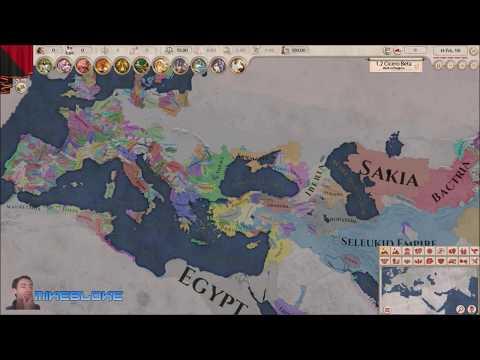 Imperator Rome Timelapse 1.2 Beta |