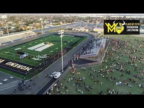 Moreno Valley High School 2019 Graduation Ceremony