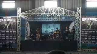Rocktober 2017 Cek Sound at Niki Sae