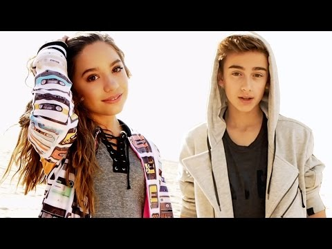 Johnny Orlando + Mackenzie Ziegler - Day & Night (Official Music Video) - Поисковик музыки mp3real.ru
