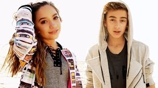 Смотреть клип Johnny Orlando + Mackenzie Ziegler - Day & Night