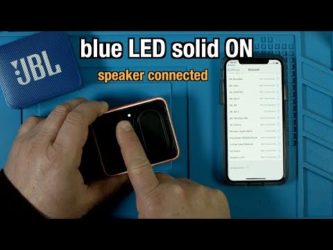 JBL GO And GO2 LED Indication