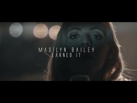 Earned It The Weeknd // Madilyn Bailey (Acoustic Version)