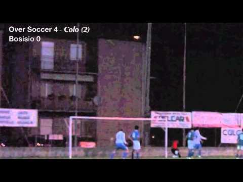 Calcio a 7) Finale: Over Soccer - Bosisio 9 a 3
