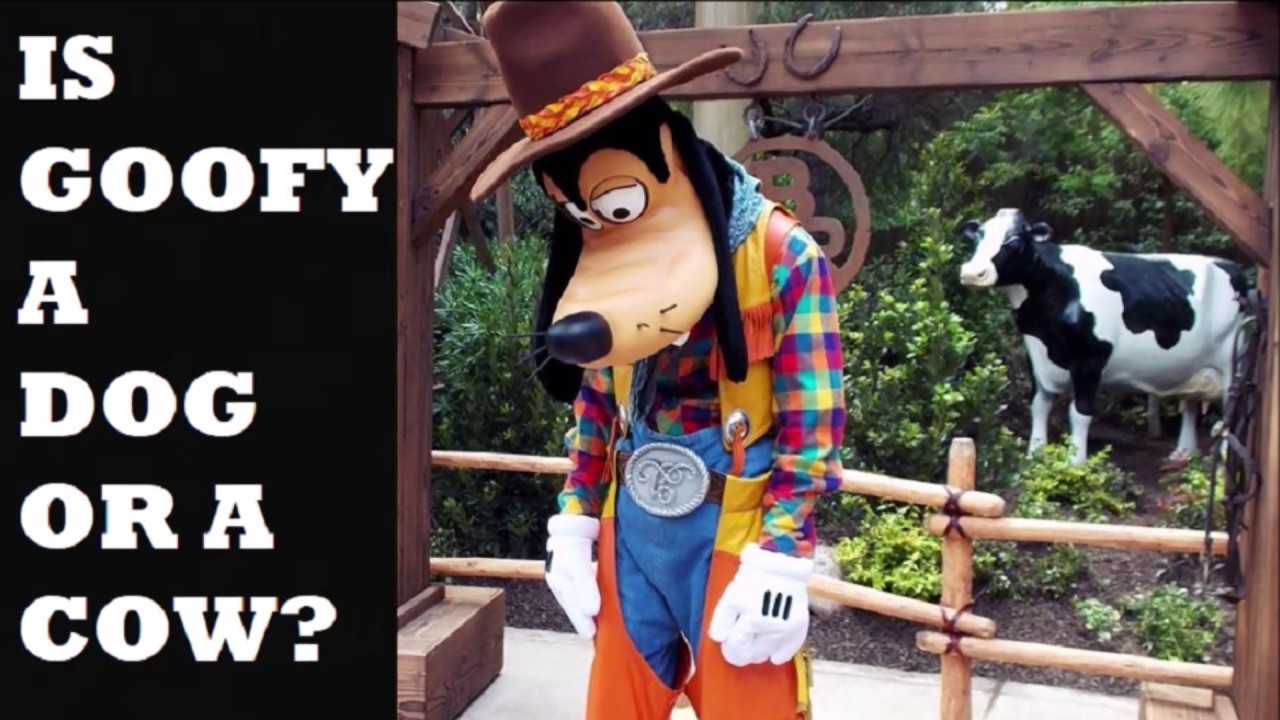 Question What Is Goofy A Cow Or Dog 2020