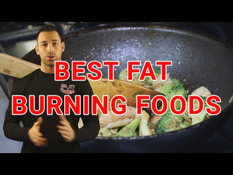 Best Fat Burning Foods For Weight Loss