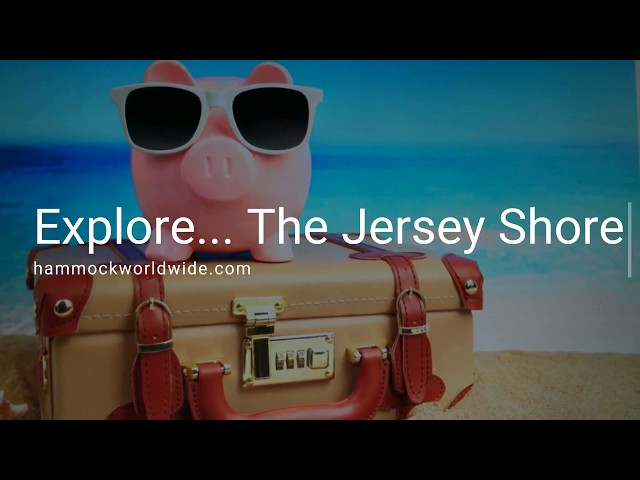 Explore... Jersey Shore NJ 🌴 | TRAVEL PIG
